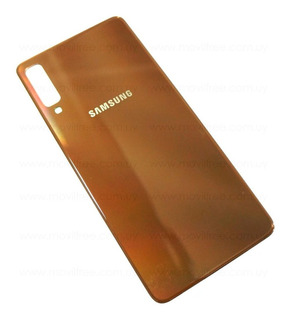 Repuesto Tapa Trasera De Batería Samsung A7 2018 A750