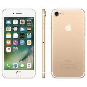 iPhone 7 Dourado Tela 4,7 4g 32 Gb Câm 12 Mp Novo Lacrado