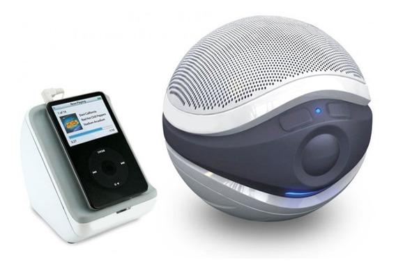 Caixa De Som Flutuante P/ Piscina 900mhz Wireless