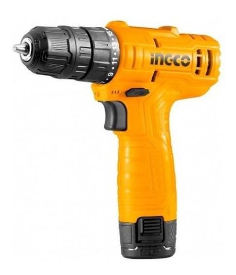 Atornillador Ingco Cdli1241 12v Litio 10mm -ynter Industrial