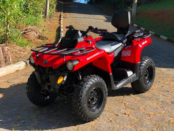 Quadriciclo Can Am 450 Max 4x4 ( Para 02 Pessoas )