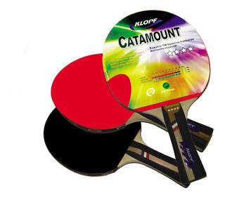 Raquete De Tênis De Mesa - Catamount Da Klopf - Cód. 5016