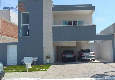 Casa Residencial À Venda, Caçapava. Permuta Por Apartamento No Aquárius 120m2 - Ca0754