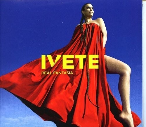 Cd Ivete Sangalo Real Fantasia En Stock Musicanoba