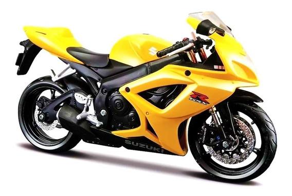 Motos Miniatura Maisto 1:12 Coleccion Motocicletas