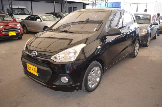 Hyundai Grand I 10 Mec Placa Ubx670