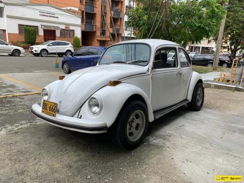 Volkswagen  Escarabajo  Alemán 1.6 Cc