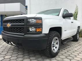 Chevrolet Silverado 5.3l 2500 4x4 Ta 2015