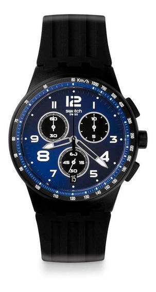 Relógio Masculino Swatch Nitespeed - Susb402