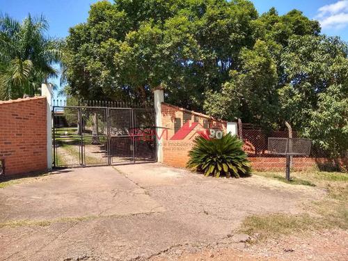 Chácara Com 4 Dorms, Pau D'alhinho, Piracicaba - R$ 800 Mil, Cod: 5598 - V5598