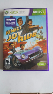 ..:: Kinect Joy Ride Xbox 360 Seminuevo ::.. Bsg