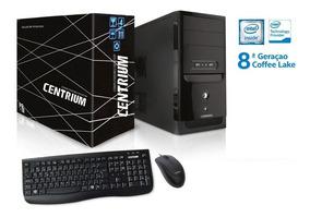 Computador Intel Celeron G4900 3.1ghz 4gb Ddr4 500gb Linux