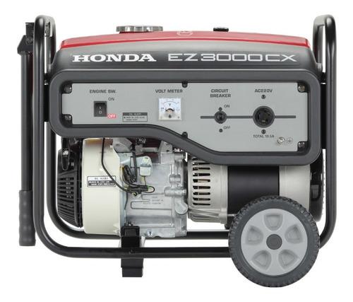 Generador Honda 3.0 Kva - Ez3000cx