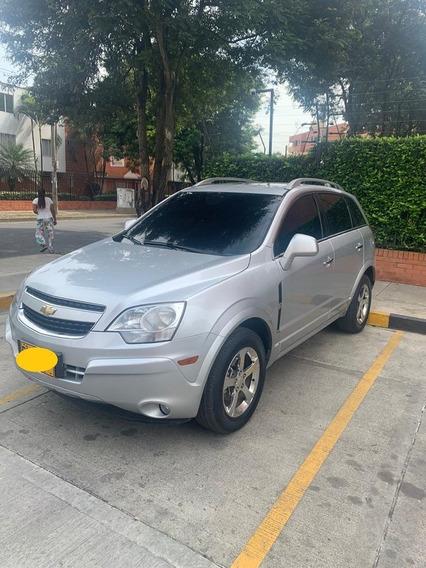 Chevrolet Captiva Sport Platinum La Mas Full De La Serie