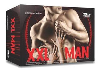 Xxl Man Comprimidos, Precio Por 3 Envase De 30 Unidades C/u