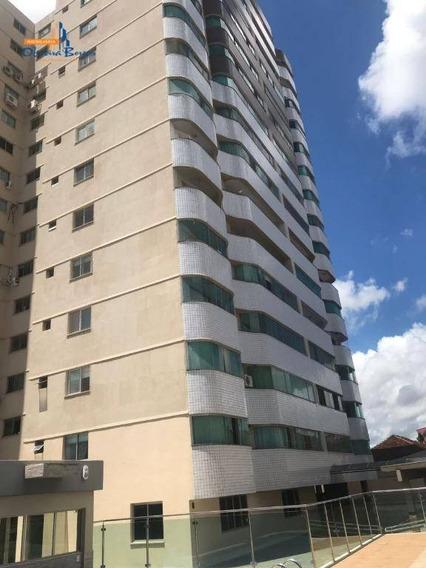 Apartamento Com 4 Dormitórios À Venda, 128 M² Por R$ 500.000,00 - Maracanã - Anápolis/go - Ap0251