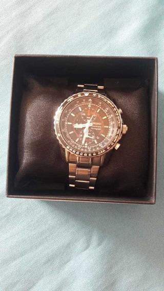 Relógio Seiko Sportura Chronograph