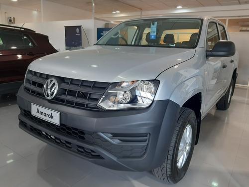 Volkswagen Amarok 2.0 Cd Trendline 4x2 Llantas Bb