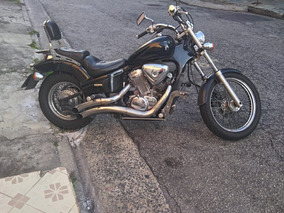 Honda Black Shadow 600cc