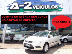 Ford Focus Sedan Glx 2.0 16v 4p 2013