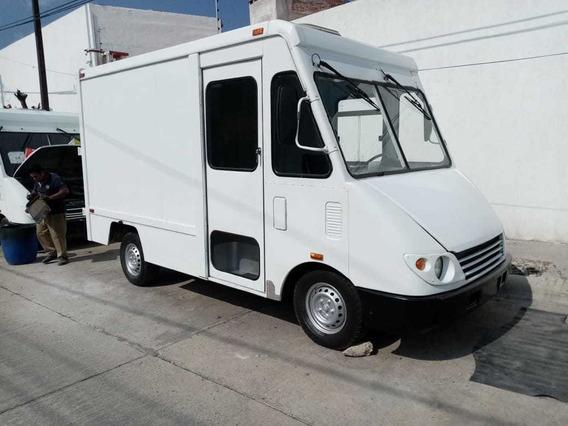 Camión Vanett Food Truck Modelo 2005 Ojo Es Remolque