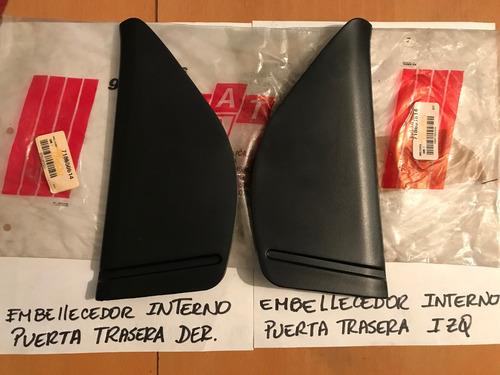 Triangulo Embellecedor Interno Fiat Palio-siena