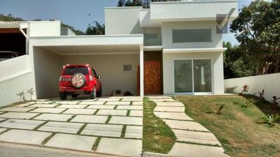 Casa Residencial À Venda, Condomínio Picollo Villaggio, Louveira. - Ca2060