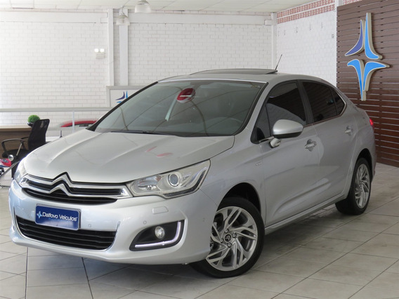 Citroën C4 Lounge 1.6 Exclusive 16v Turbo Gasolina 4p