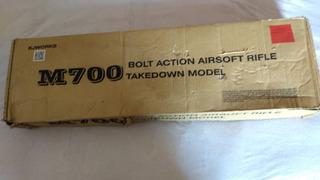 Rifle Kjw M700 Takedown Sniper Airsoft