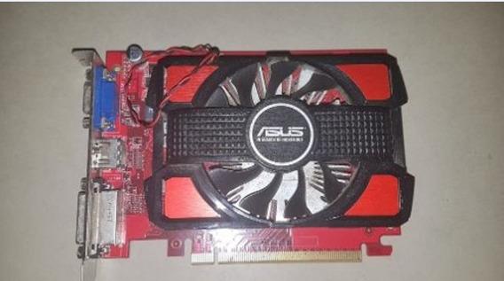 Placa De Video R7-250 1 Gb 128 Bits Seminova