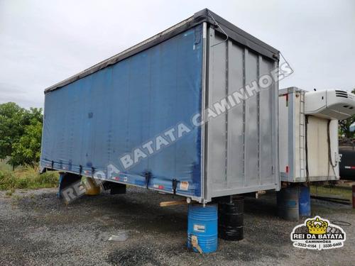 Carroceria Baú Sider Truck 8,60m