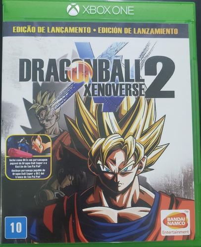 Imagem 1 de 1 de Jogo Dragon Ball: Xenoverse 2 - Xbox One