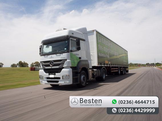 Mercedes Benz Besten Axor 3131 K/36 0km Adjudicación