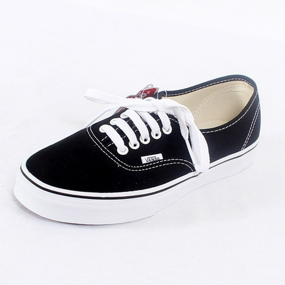 Zapatilla Vans Authentic Black