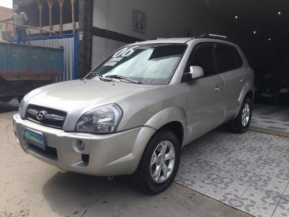 Hyundai Tucson 2.0 Mpfi Gls 16v 143cv 2wd 2006