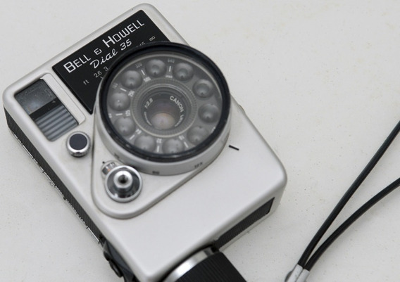 Canon Bell & Howell Dial 35 Half-frame