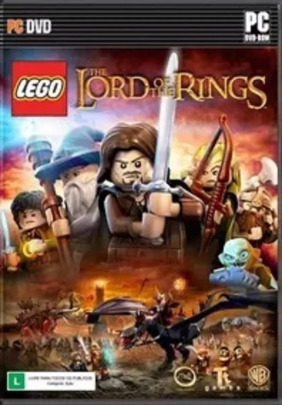 Steam Key Lego The Lord Of The Rings