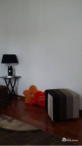 Apartamento Com 3 Dormitórios À Venda, 115 M² Por R$ 550.000,00 - Centro - Poços De Caldas/mg - Ap1200