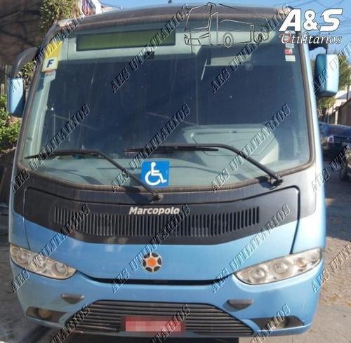Marcopolo Senior Ano 2012 Volks 9150 Turismo Ais Ref 952