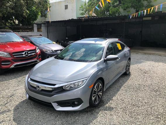 Honda Civic Ex-t 2016