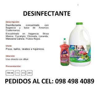 Productos De Limpieza Buena Calidad