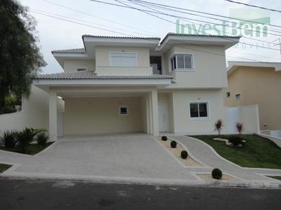 Casa Residencial À Venda, Condomínio Residencial Morada Das Nascentes, Valinhos. - Ca0130