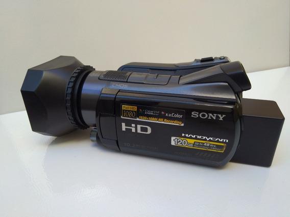 Filmadora Sony Hdr-sr12