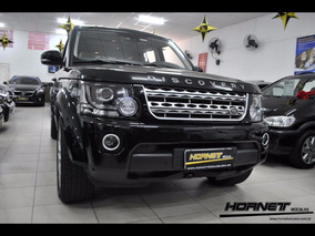 Land Rover Discovery 4 Hse Sdv6 At 2016 *top*impecável*linda