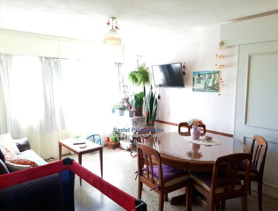 2 Dormitorios, Pronto Para Ocupar, Seguridad,servicios