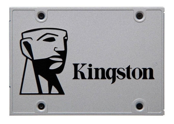 Disco sólido interno Kingston SUV400S37/240G 240GB