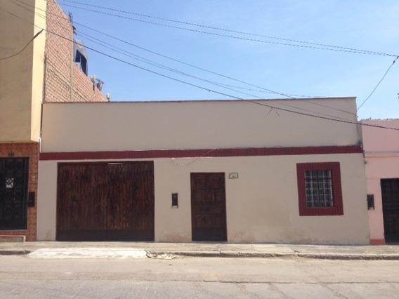 Casa De 350 Mt2 A 1 Cuadra Del Mar En La Perla Callao