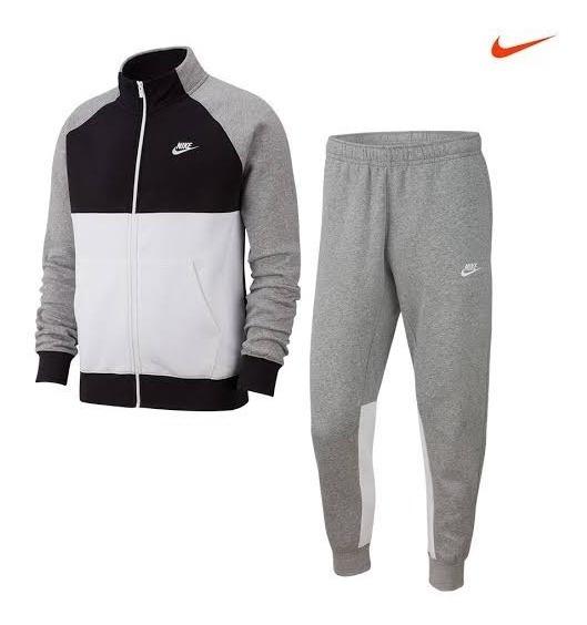 Conjunto Deportivo Nike Sportswear Bv3017-063 Original
