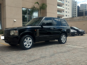Land Rover Range Rover 4.4 Hse Ano 2004 Gasolina