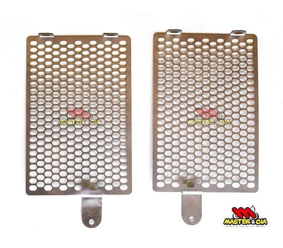 Protetor De Radiador Aço Inox Master Ciaf 1200 Gs Bmw 13/19